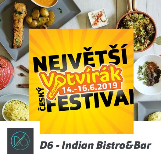 Dilli6 Indian Bistro&Bar na Votvíráku 2019