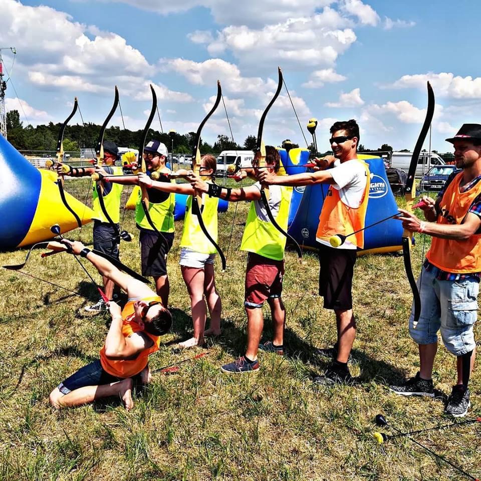 ArcheryGame na Votvíráku