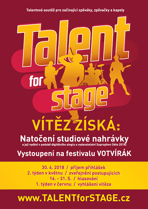 Talent for Stage 2018